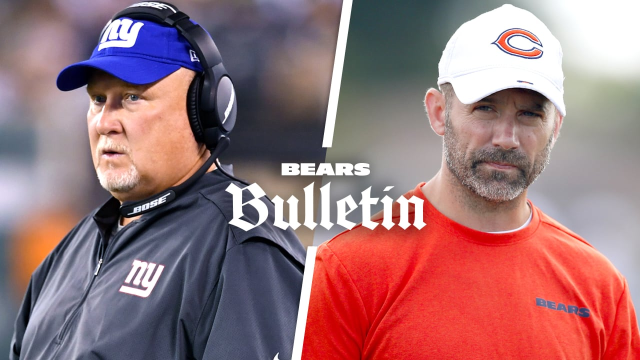 Chicago Bears hire Bill McGovern as inside linebackers coach, promote Bill Shuey to outside linebackers coach