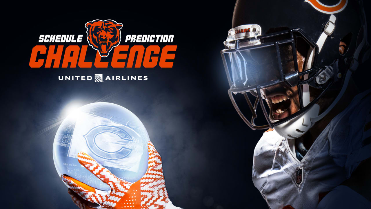 Bears launch annual Schedule Prediction Challenge