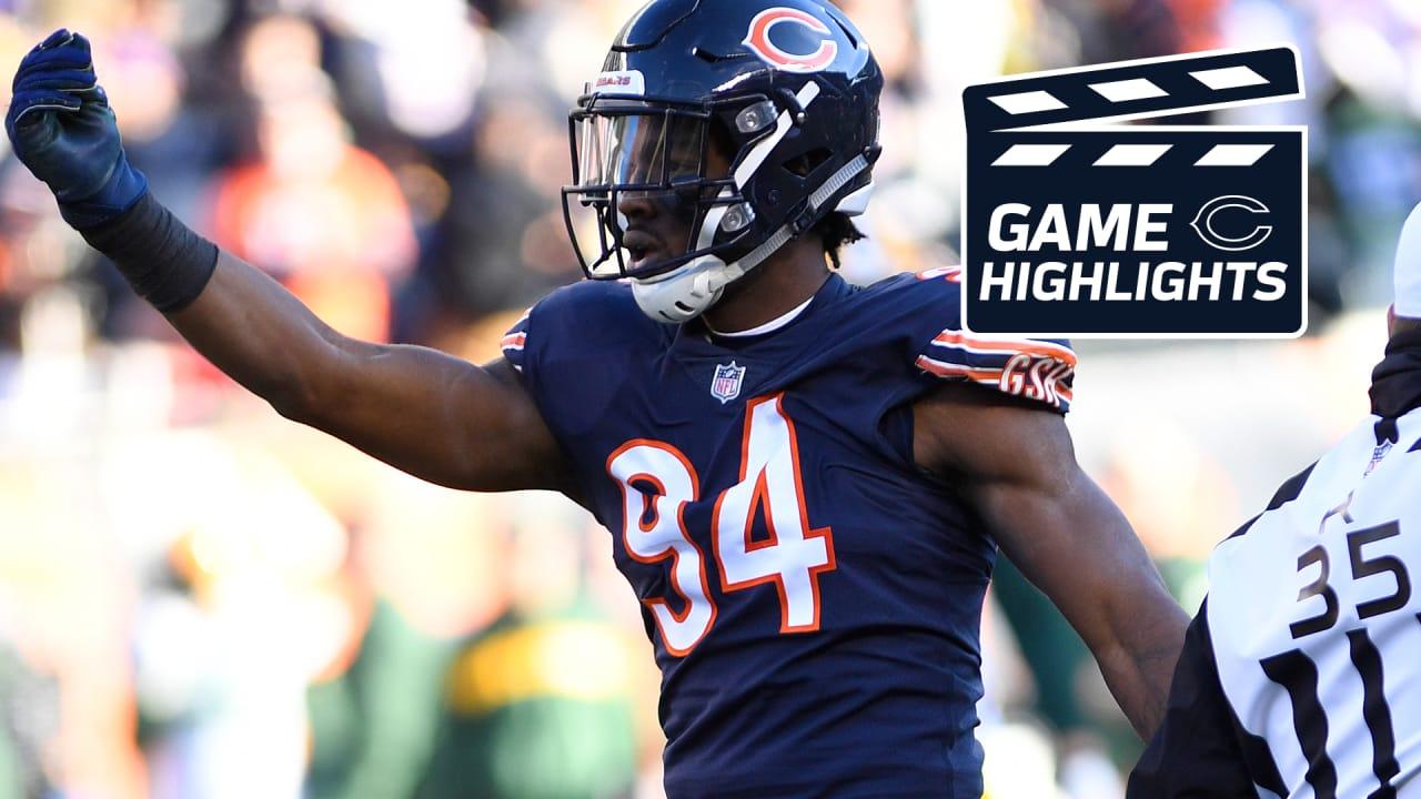 6fff7699 Highlights: Bears vs. Packers