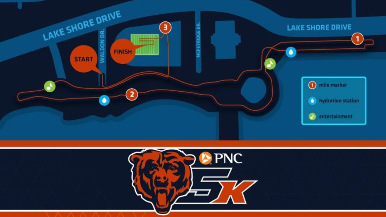 5k   Chicago Bears Official Website