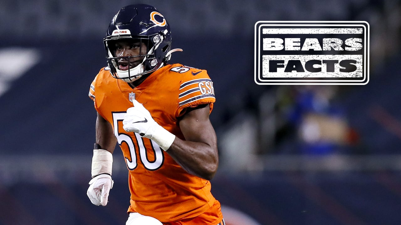 5 things you may not know about Chicago Bears LB Barkevious Mingo