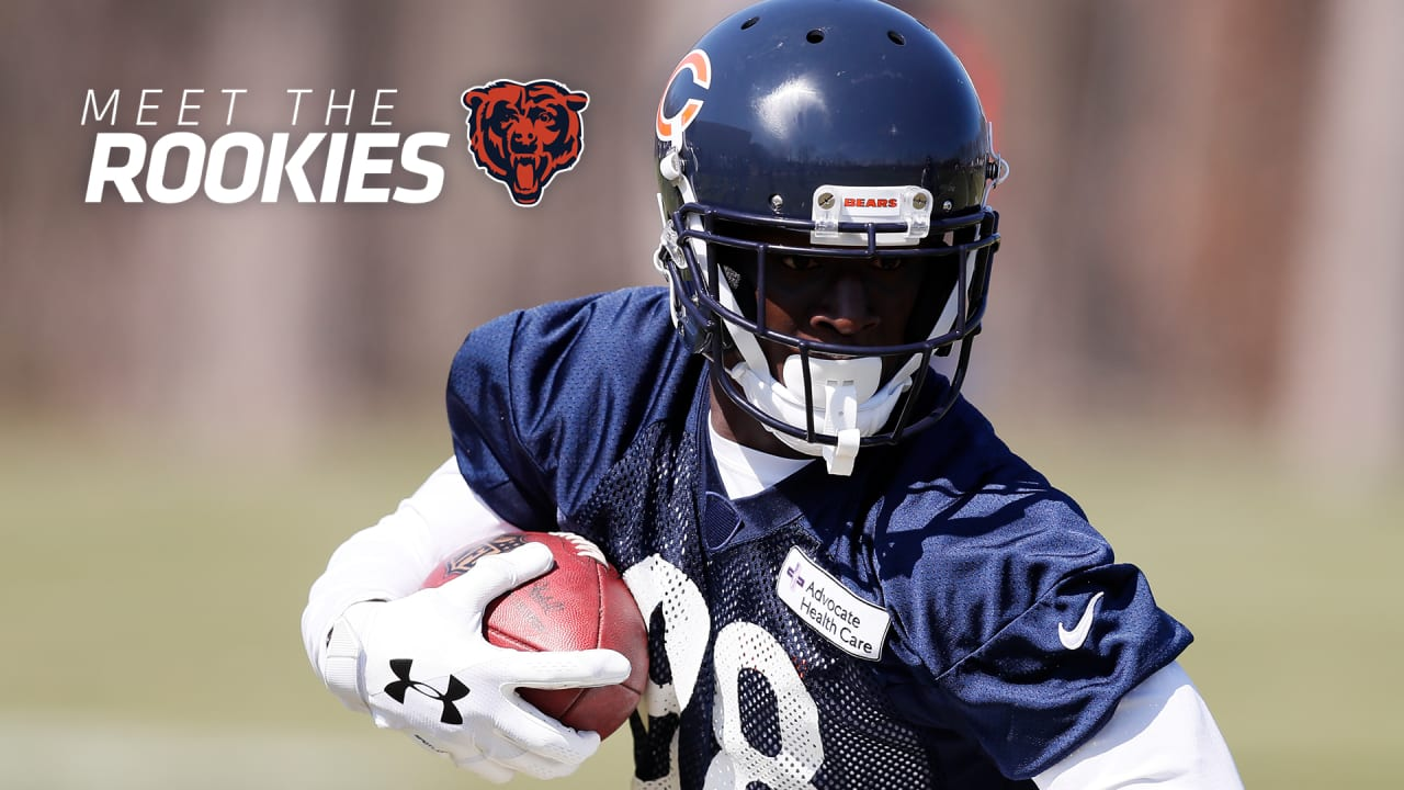 Meet The Rookies Riley Ridley
