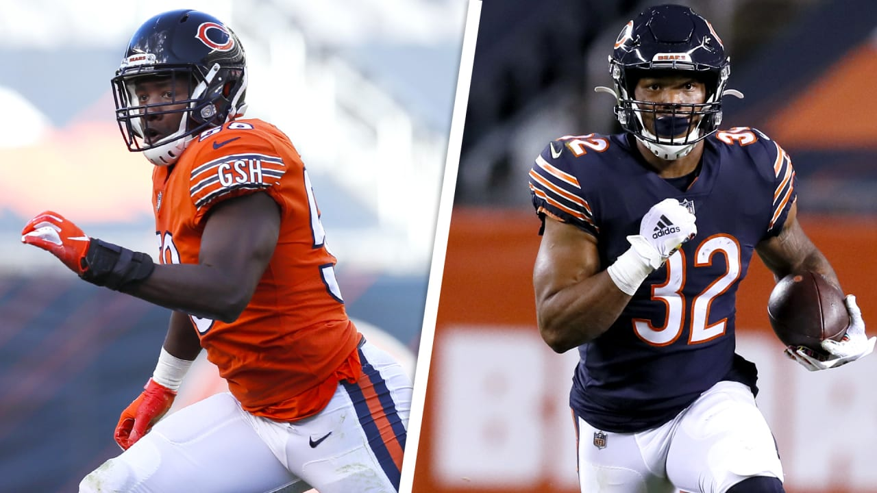 4 reasons to be optimistic about Chicago Bears' future, including David Montgomery & Roquan Smith