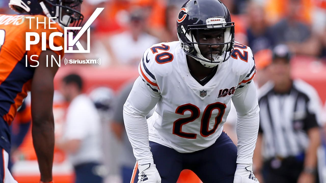 hot sales 58c26 0e808 The Pick Is In: Bears at Redskins