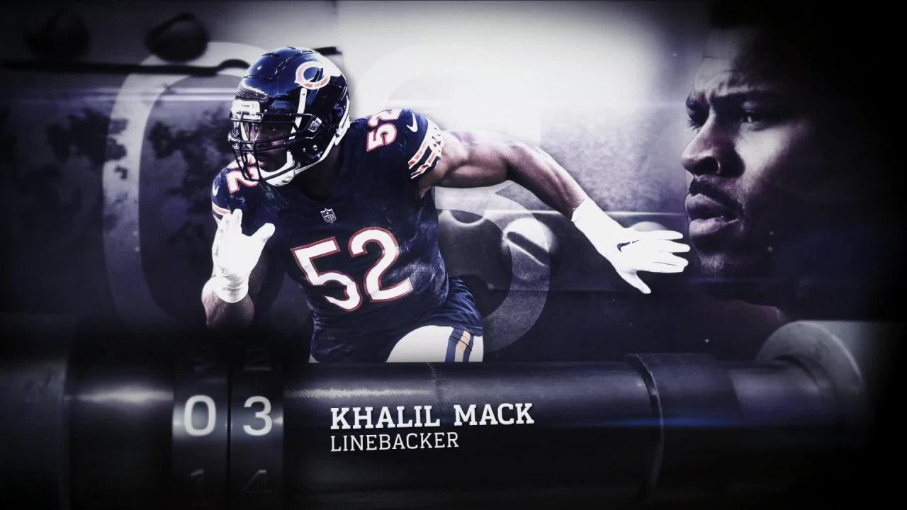 buy popular 845c5 730f5 Top 100 Players of 2019': Khalil Mack | No. 3