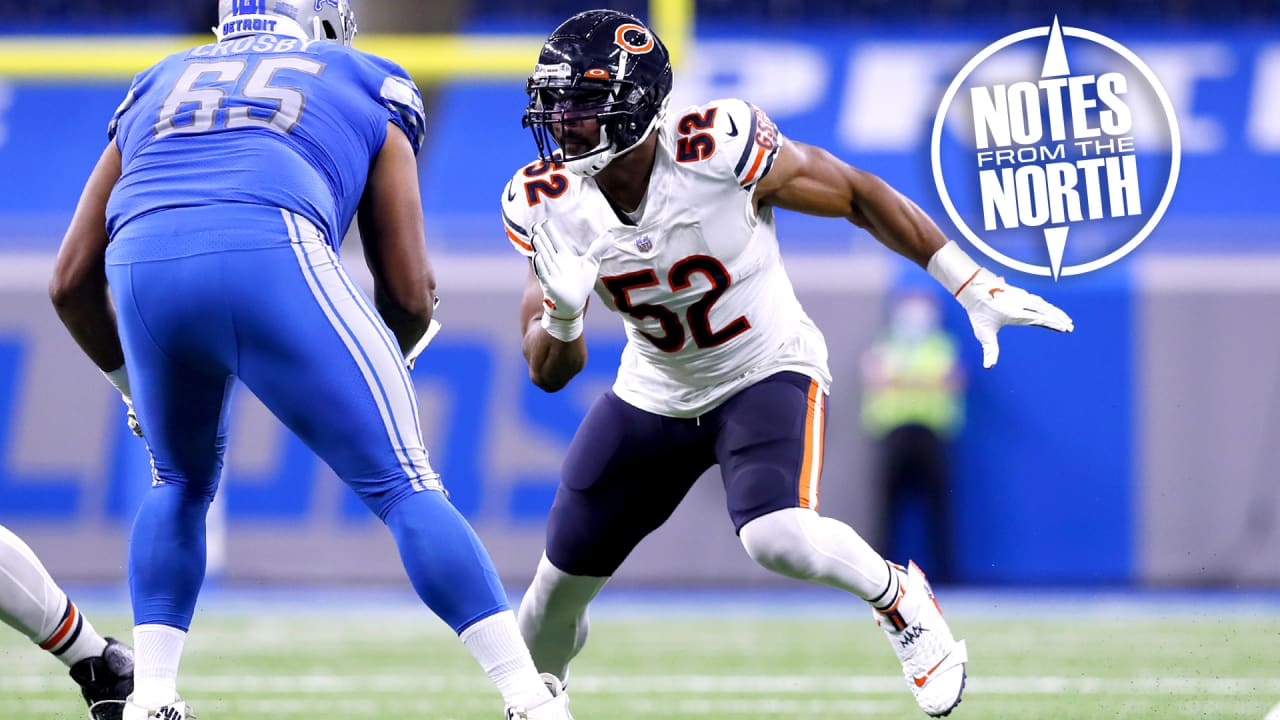 Recapping offseason moves by Chicago Bears' NFC North rivals