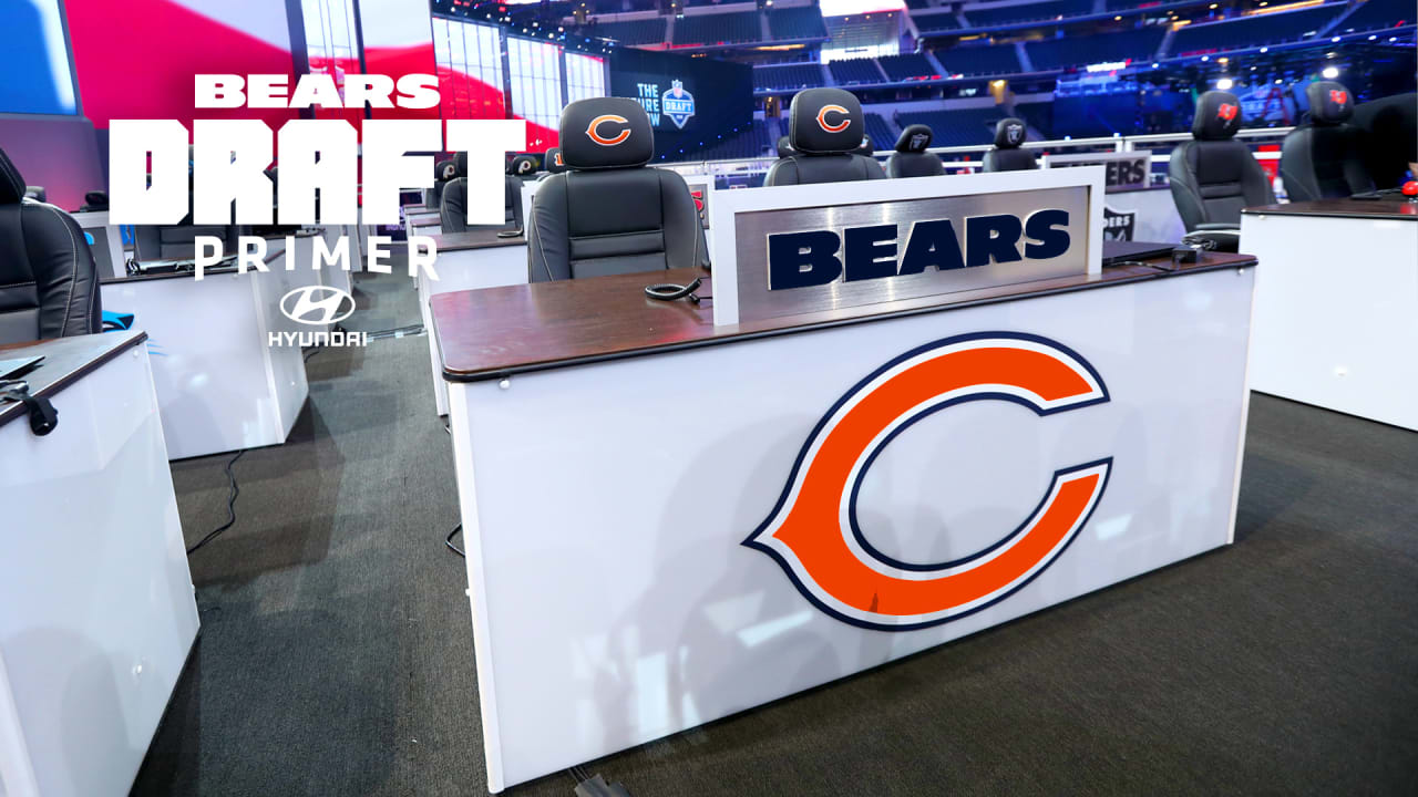 Who's announcing Chicago Bears picks at 2021 NFL Draft?