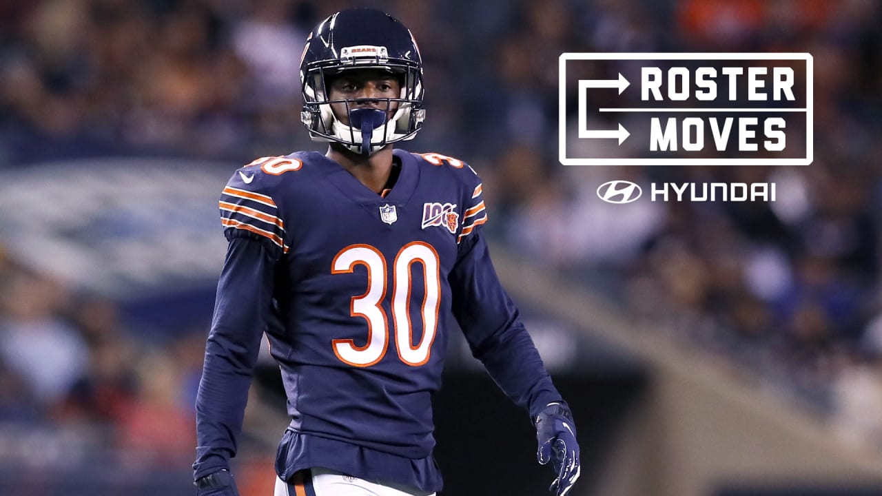 Chicago Bears re-sign DB Michael Joseph