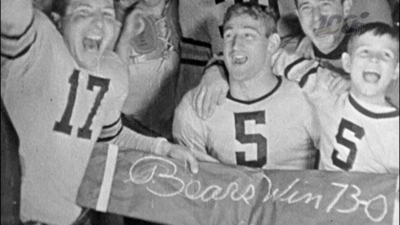 20687ac6 Bears crushed Redskins 73-0 to win 1940 title