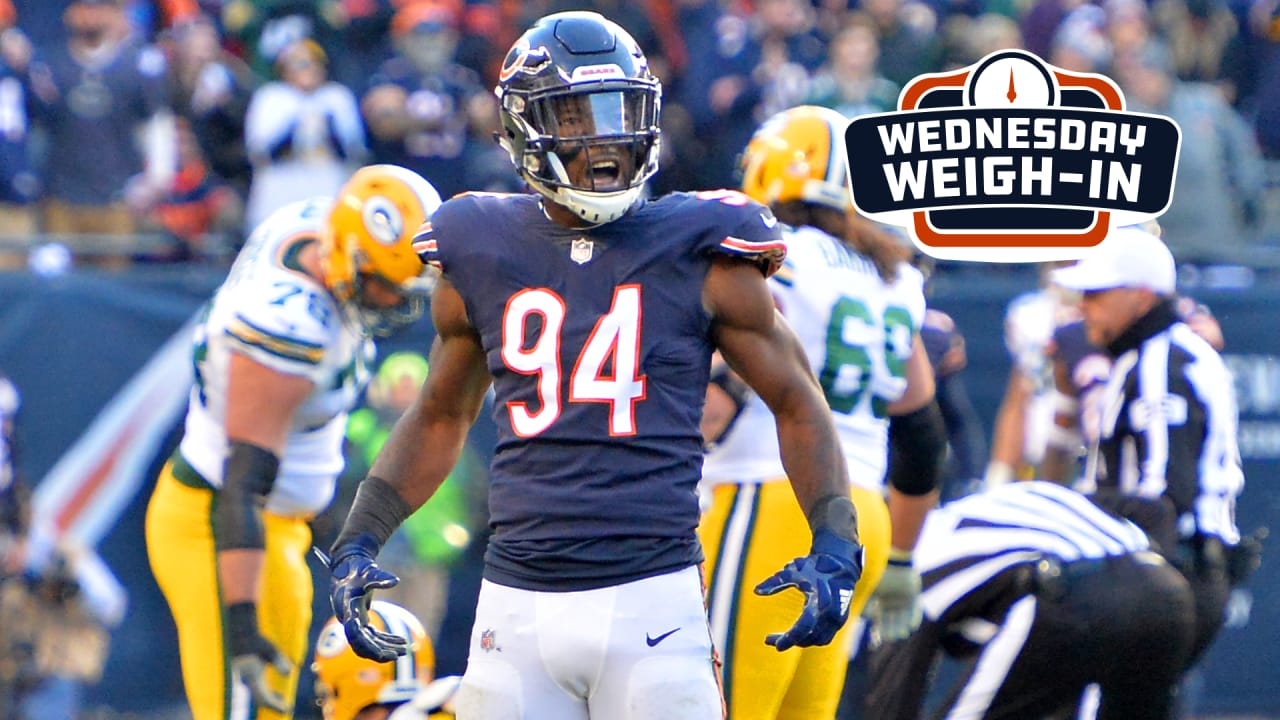 ed9b707c Wednesday weigh-in: Bears prep for 49ers