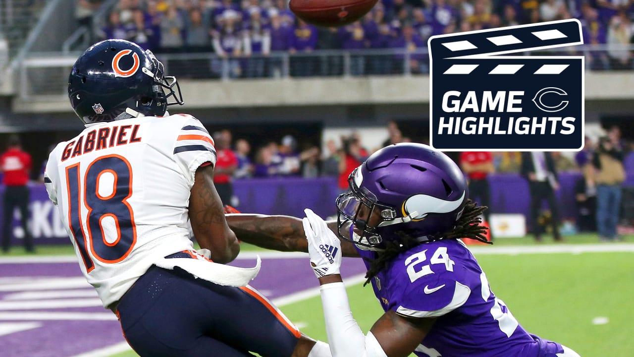 Highlights  Bears at Vikings 29015e501