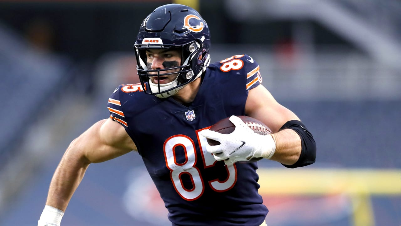 9 players to watch in 2021: Chicago Bears TE Cole Kmet grew into an  expanded role in 2020 season