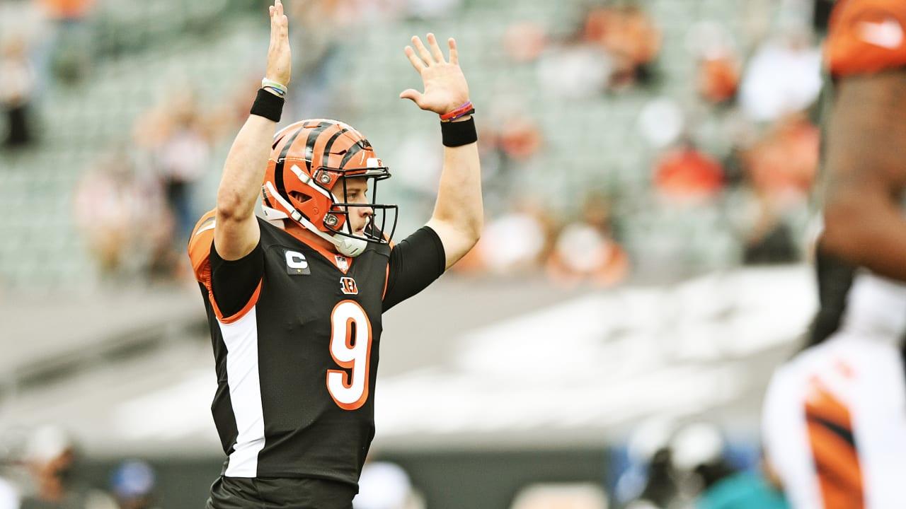 Vote for Cincinnati Bengals quarterback Joe Burrow To Be Week 7's FedEx Air  & Ground Player of the Week