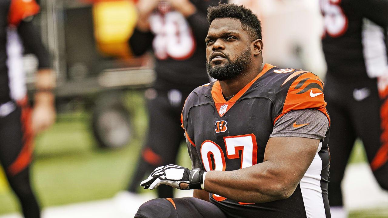 Cincinnati Bengals release eight-time Pro Bowl defensive tackle ...