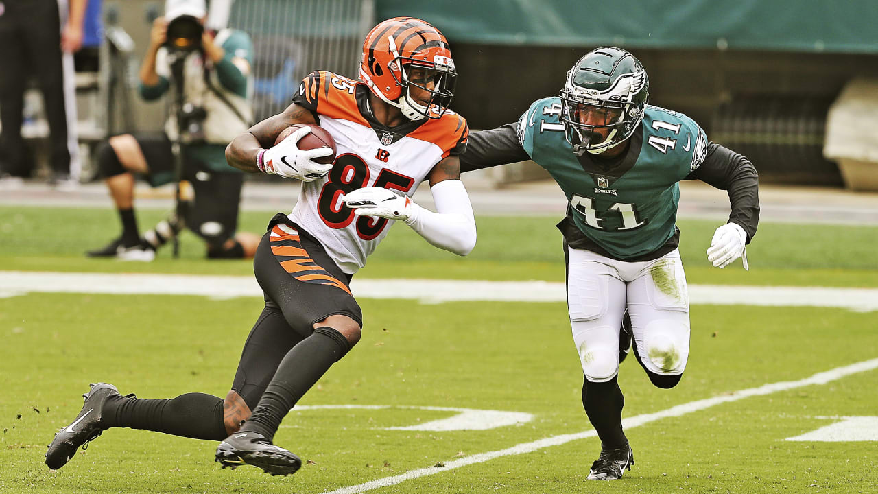 The story of Bengals wide receiver Tee Higgins and his mother Camilla  Stewart