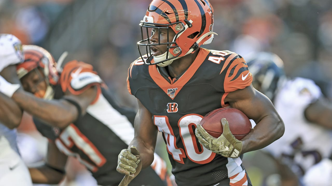 The Bengals re-signed S Brandon Wilson to a one-year contract.