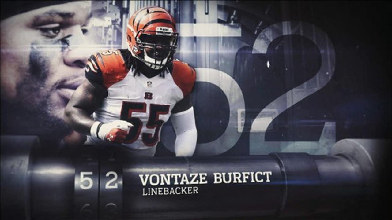 Top 100 Players Of 2014 Vontaze Burfict