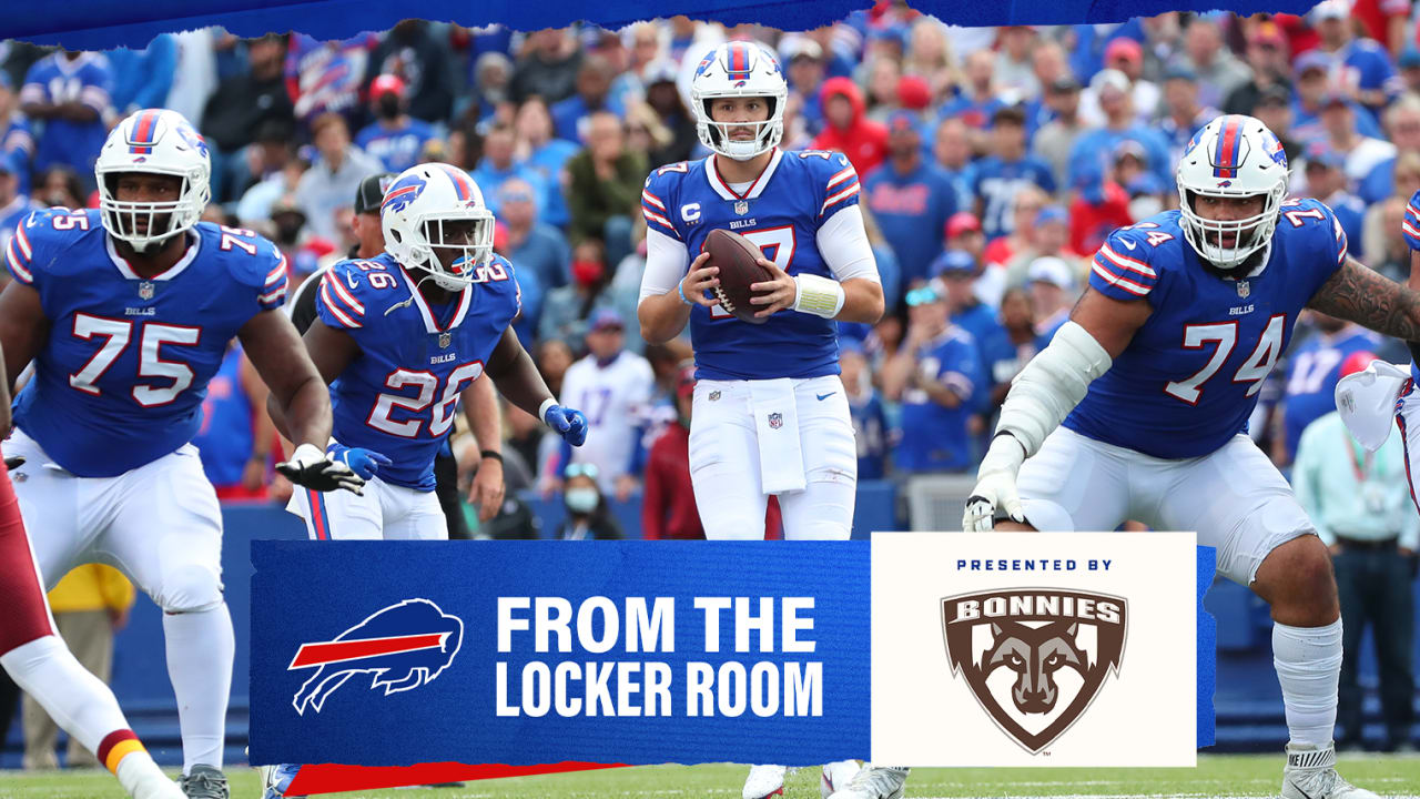 This Bills position group played the role of unsung heroes in win over WashingtonNewsDante Lasting