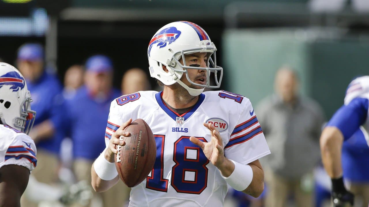 finest selection b8c35 fb1ea Player Spotlight: Quarterback Kyle Orton