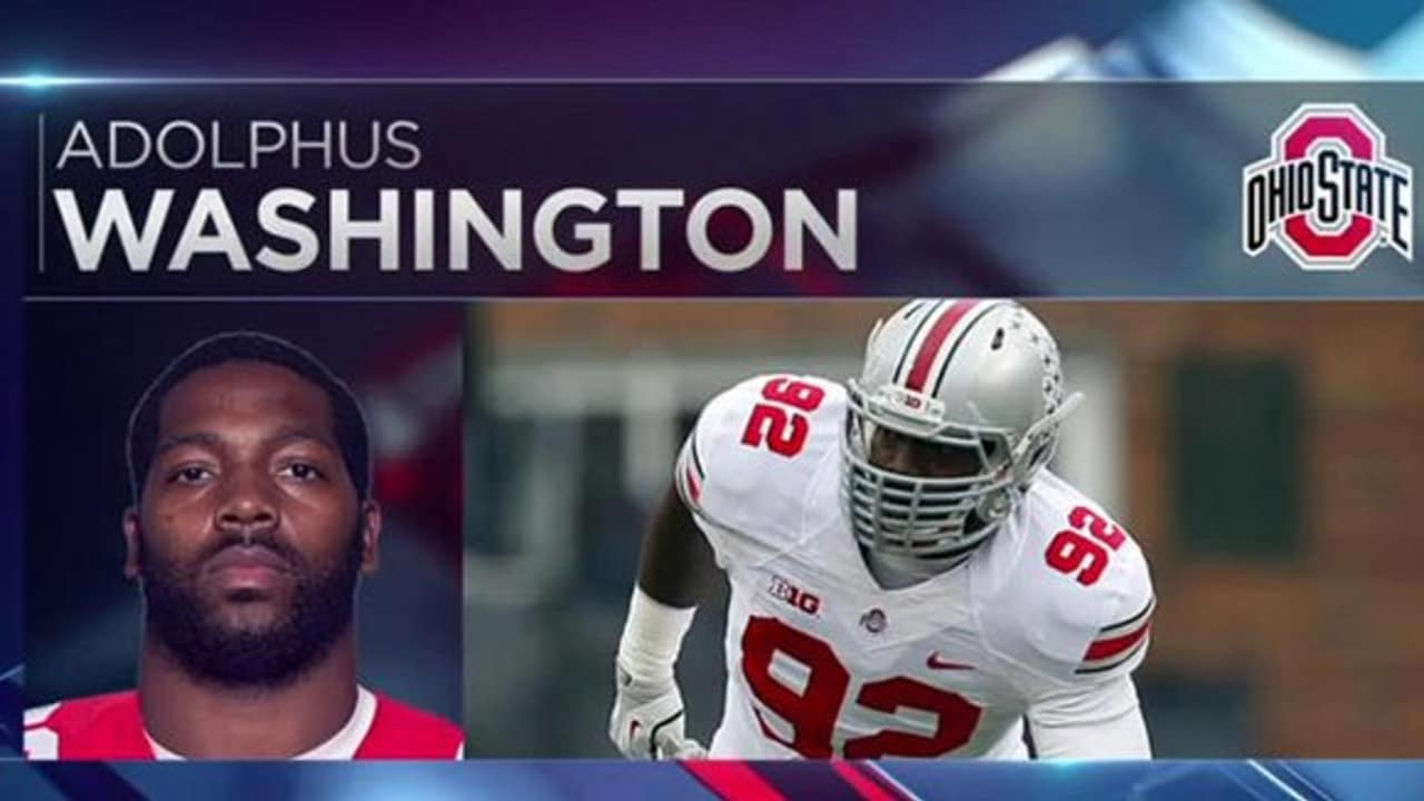 Watch: Bills pick Adolphus Washington No. 80