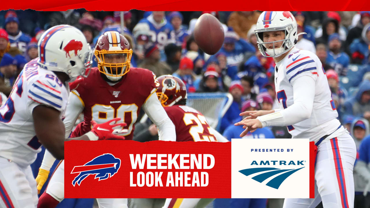 6 things to watch for in Bills vs. Washington   Week 3News