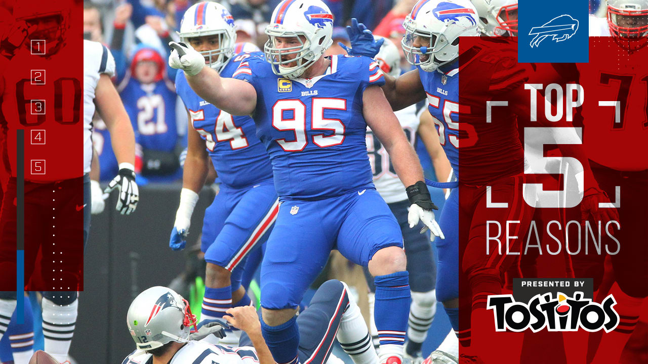 Top 5 reasons Buffalo's Week 8 Monday Night Football game will be epic