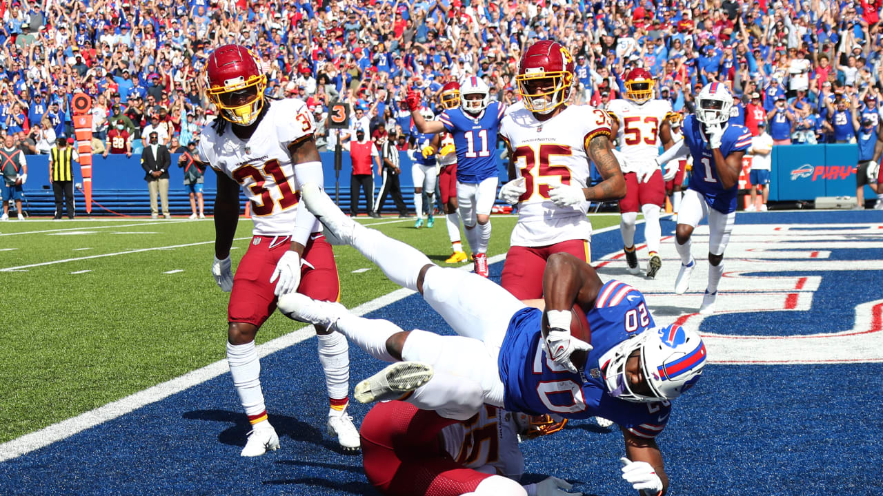 Bills rank as the NFL's co-leaders in point differential + more numbers from Week 3NewsChris Brown