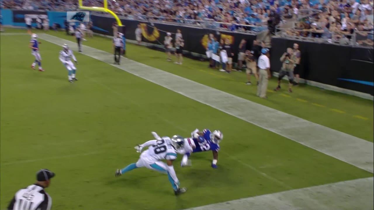 9611af03 Game recap   Bills dominate Panthers in second preseason game