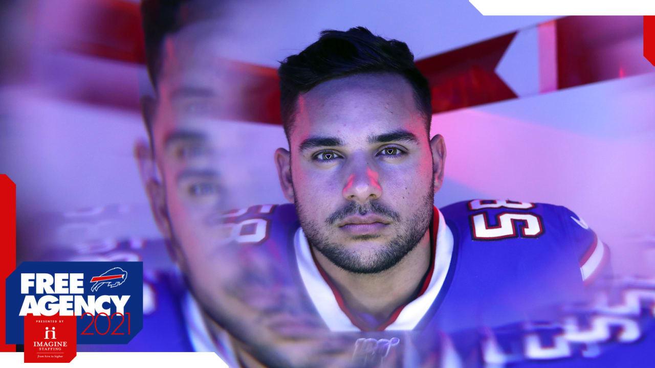 'I love Buffalo, I want to be in Buffalo' | Matt Milano on his decision to stay with the Bills - BuffaloBills.com