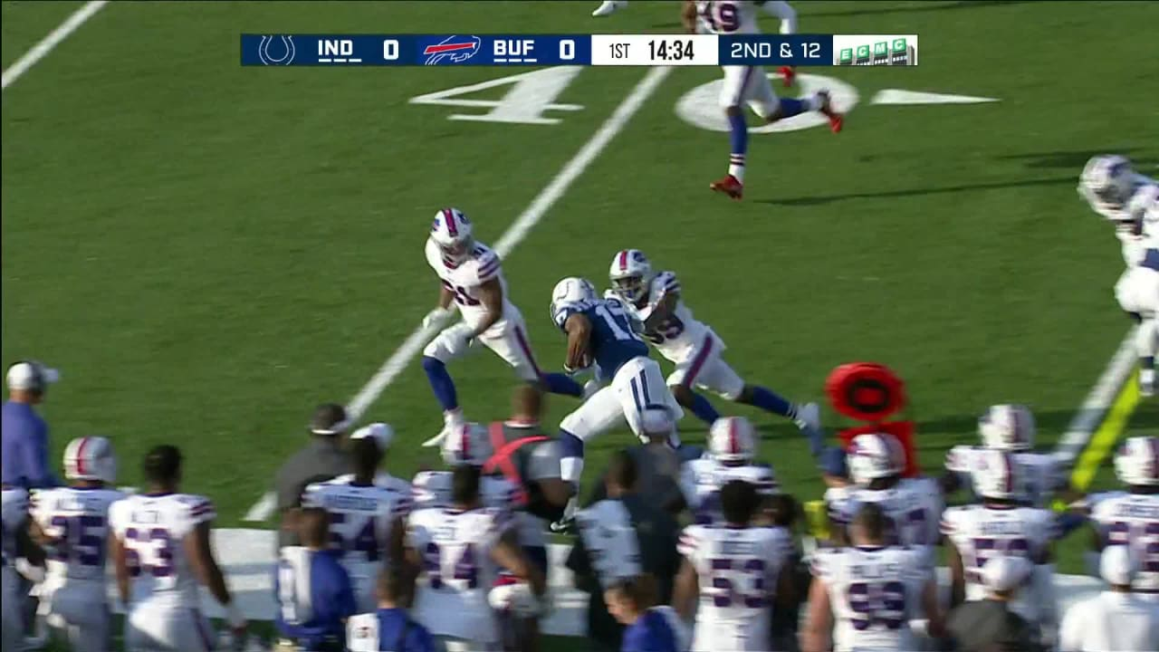 068717b7 Colts vs. Bills highlights | Preseason Week 1