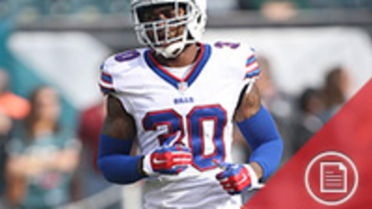 Bills release Rambo, five other players