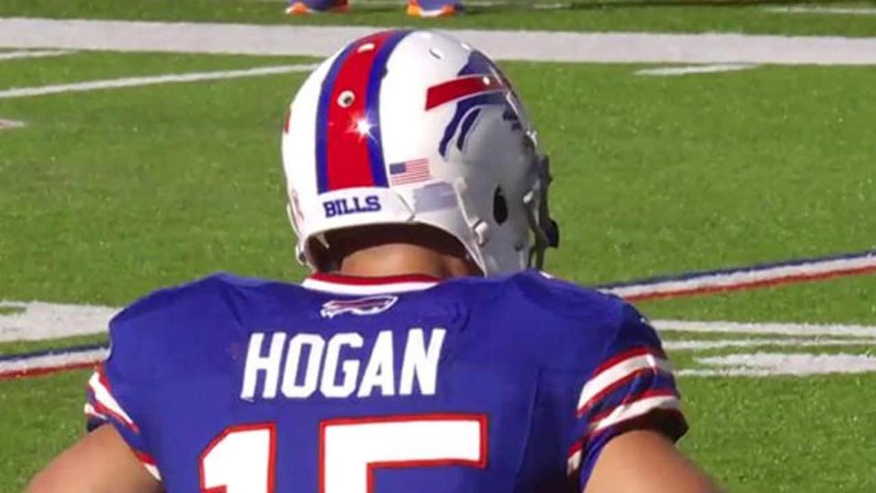 Chris Hogan's first NFL touchdown