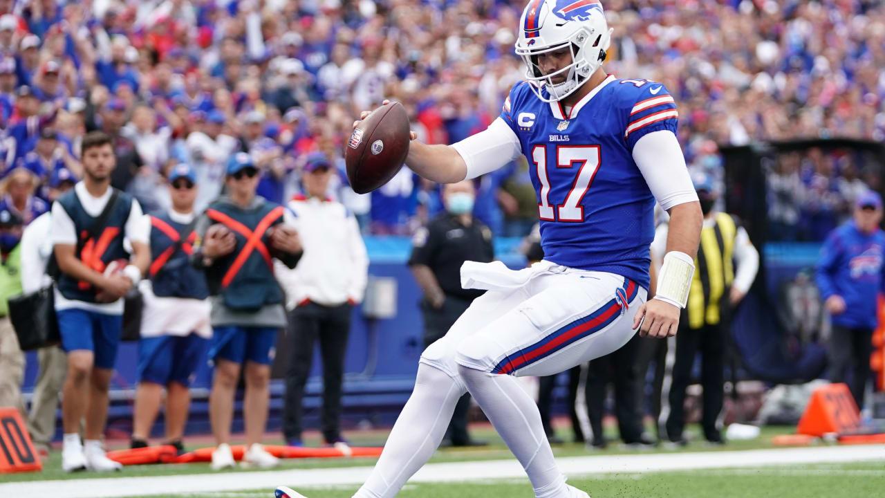 How Bills fans can vote for Josh Allen to win this weekly NFL award | Bills TodayNewsBuffalo Bills