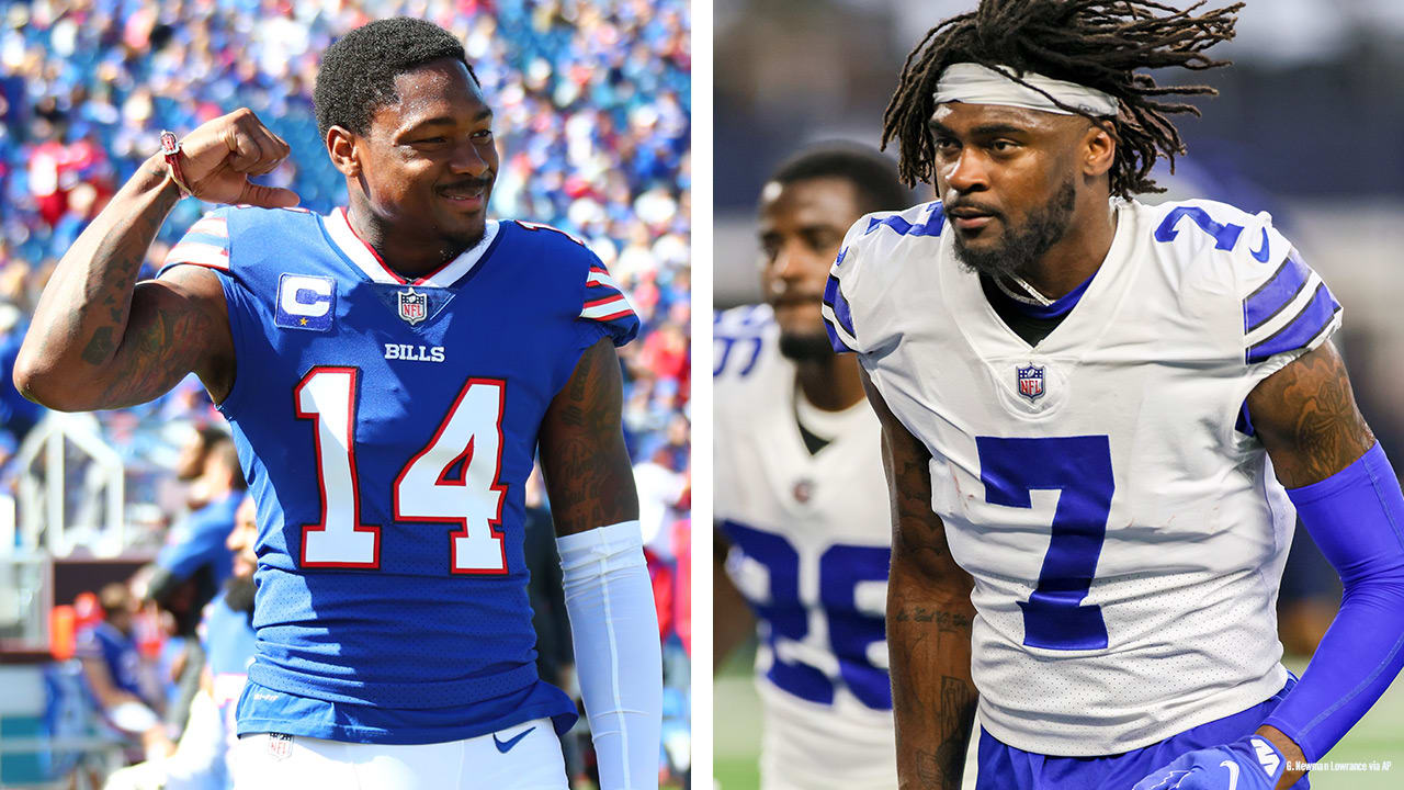 Stefon Diggs excited for his younger brother's hot start to the NFL season | Bills TodayNewsMaddy Glab