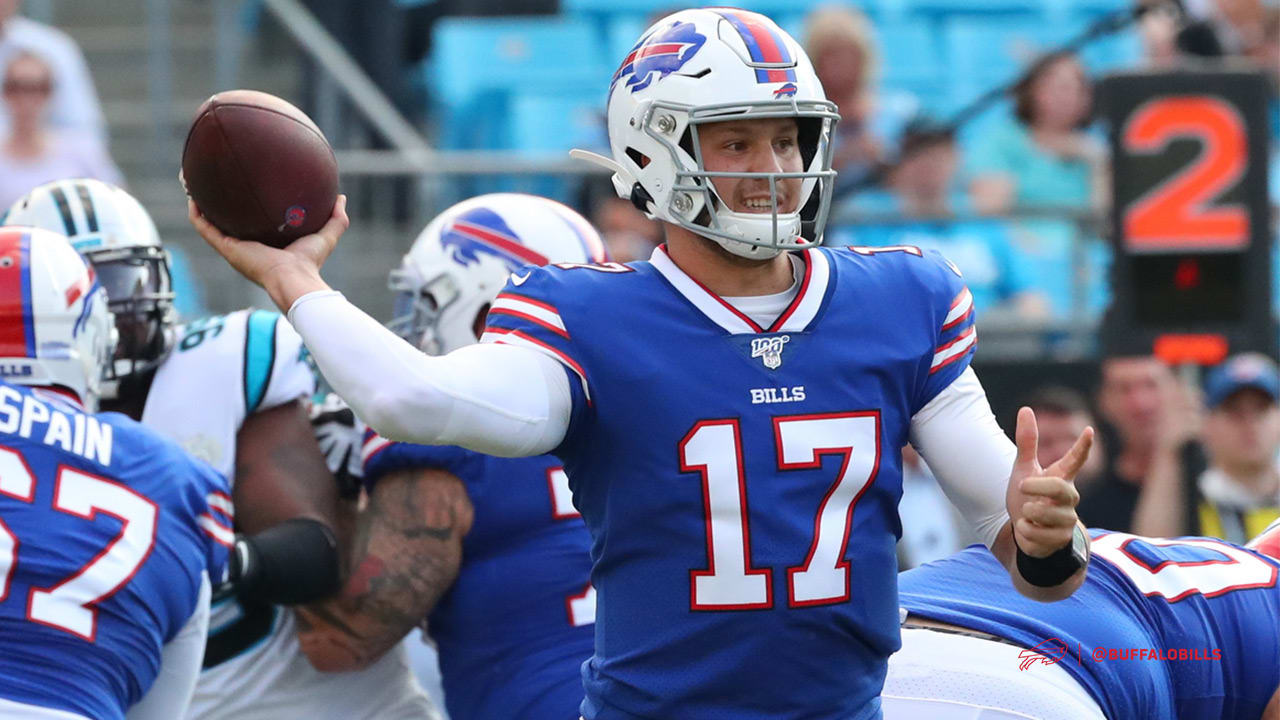 49bd967e Top 3 things we learned from Bills at Panthers | Preseason Week 2
