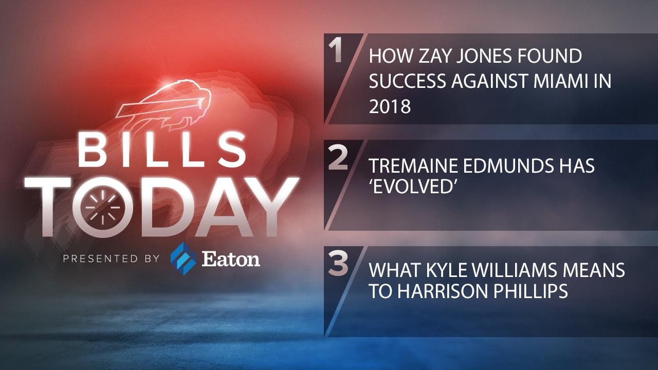 How Zay Jones found success against Miami in 2018
