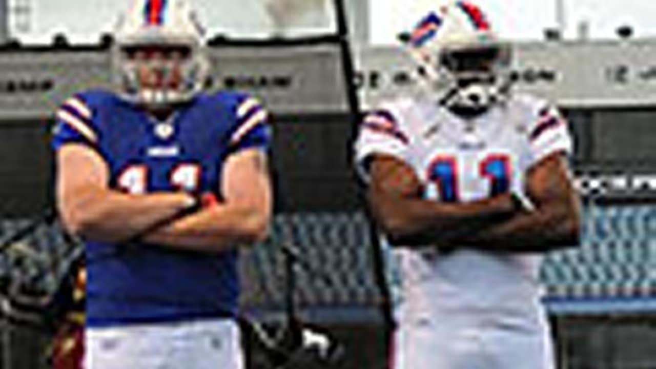 low priced 0f68a de083 New Bills Uniforms Unveiled