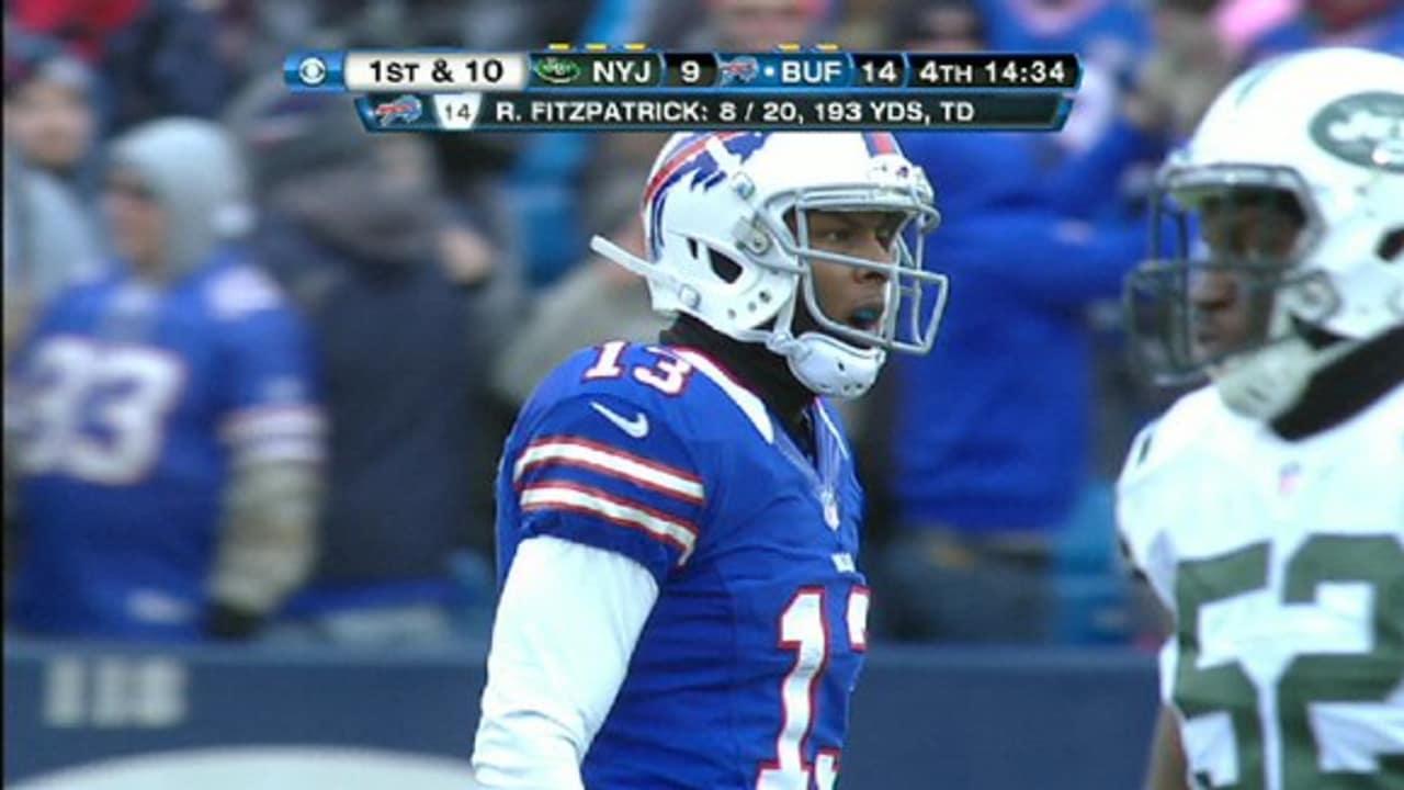 b3ea0dd8 Buffalo Bills WR Steve Johnson 37-yard catch