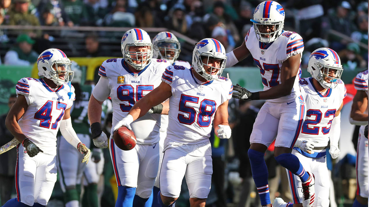 Stats: The numbers behind the Bills No. 1 ranked defense