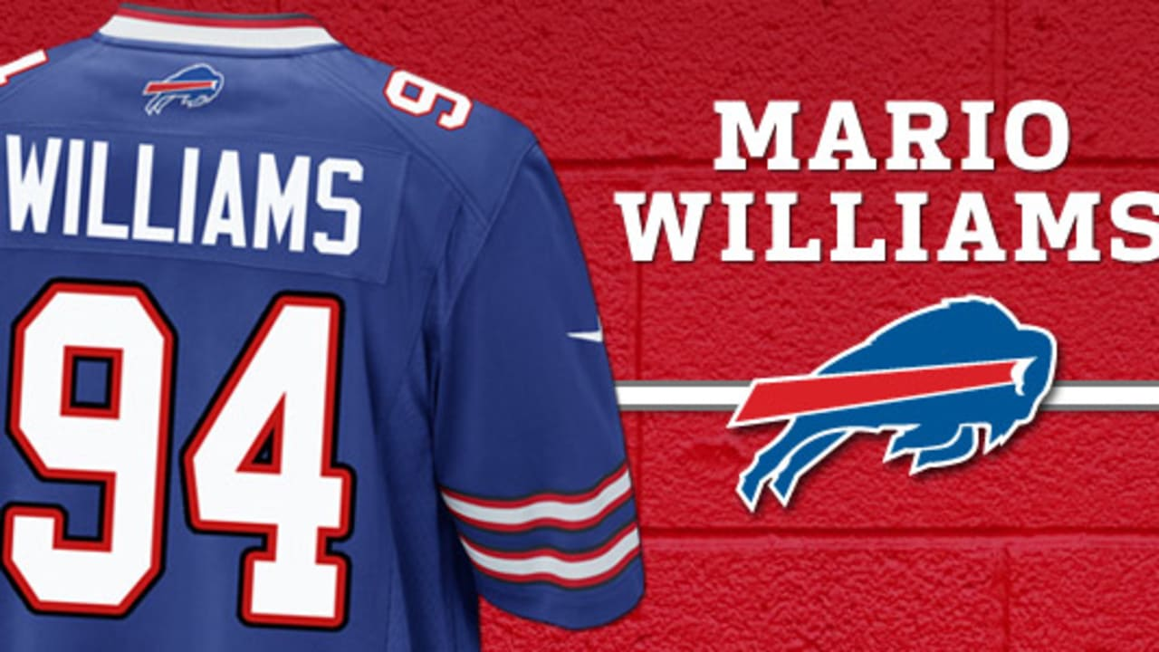 Mario Williams chooses jersey number