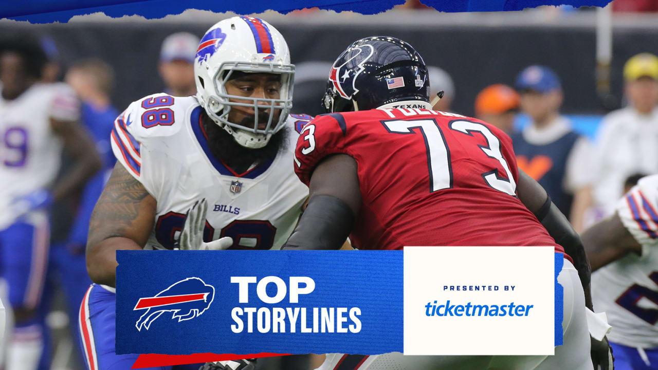 Top 5 storylines to follow for Bills vs. Texans | Week 4News