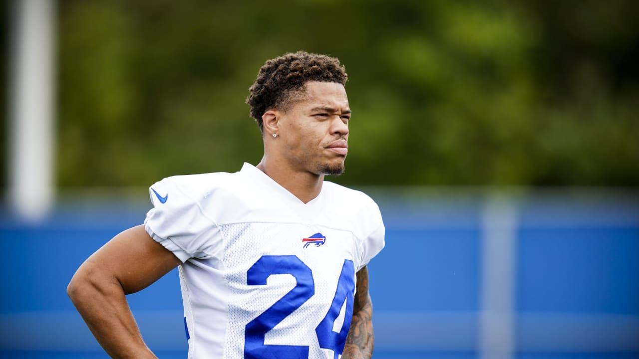 Taron Johnson is establishing a playmaking role on the Bills defenseNews