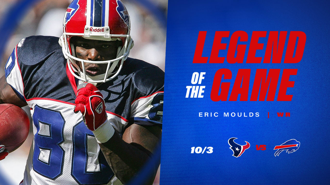 Eric Moulds will return as the Bills Legend of the Game this SundayNewsDante Lasting