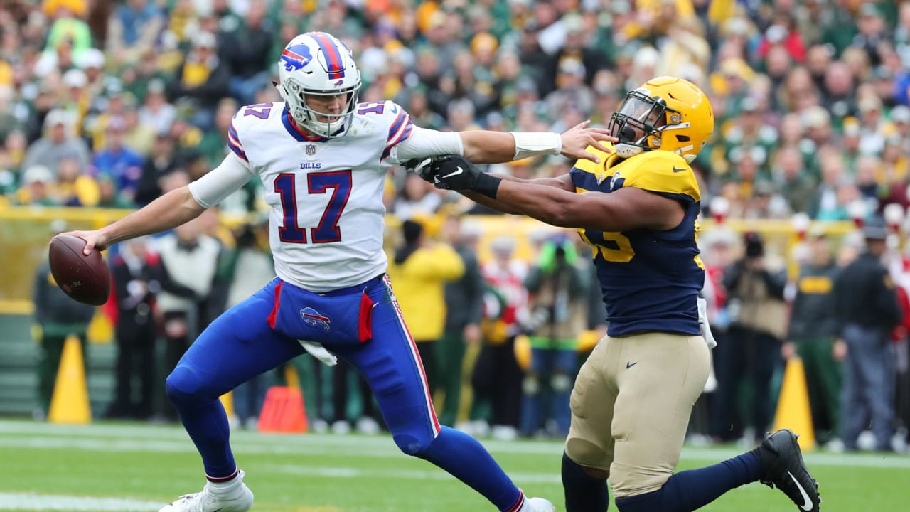 3 things to watch for in Bills vs. Packers