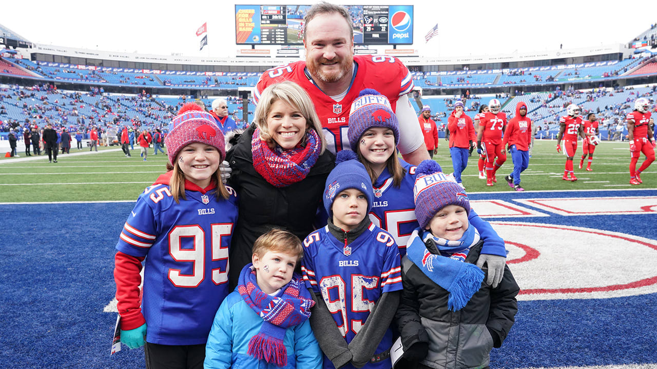 Family Over Football Why Kyle Williams Is Choosing To End