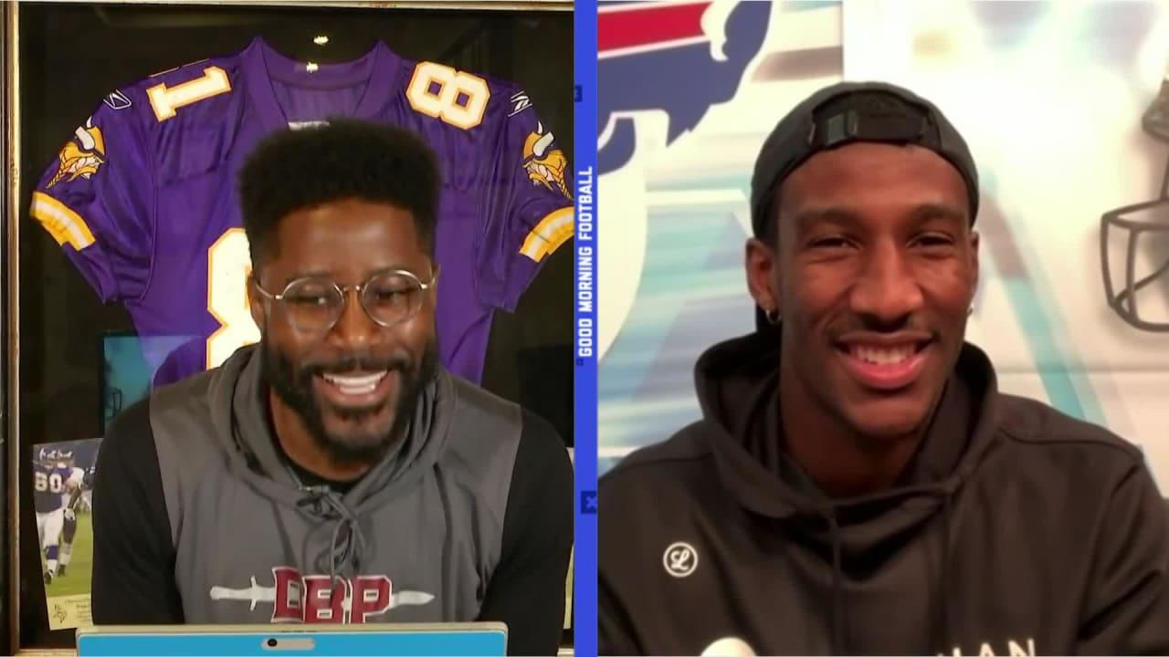 Levi Wallace Talks Bills Raiders Former Alabama Teammates His Favorite Gameday Songs On Gmfb