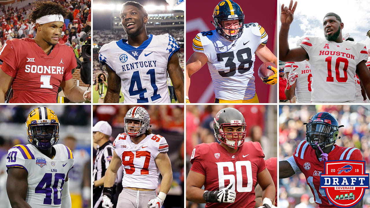 Best Prospects Nfl Draft 2019 12 prospects to watch at the top of the 2019 NFL Draft