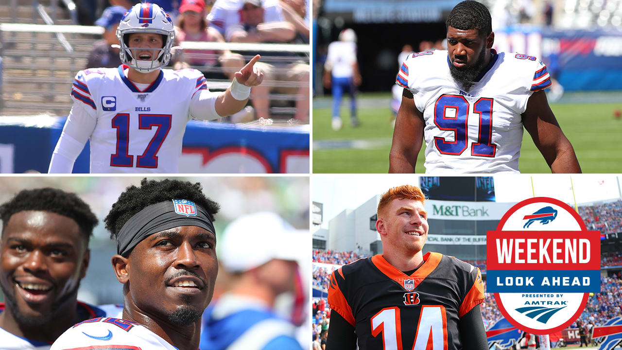 new concept 0bc2b 60be0 6 things to watch for in Bills vs. Bengals and around the ...