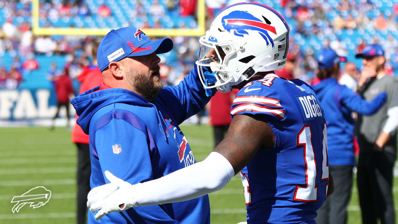 'It was special' | How the Bills offense rallied around Brian Daboll vs. WashingtonNewsJourdon LaBarber