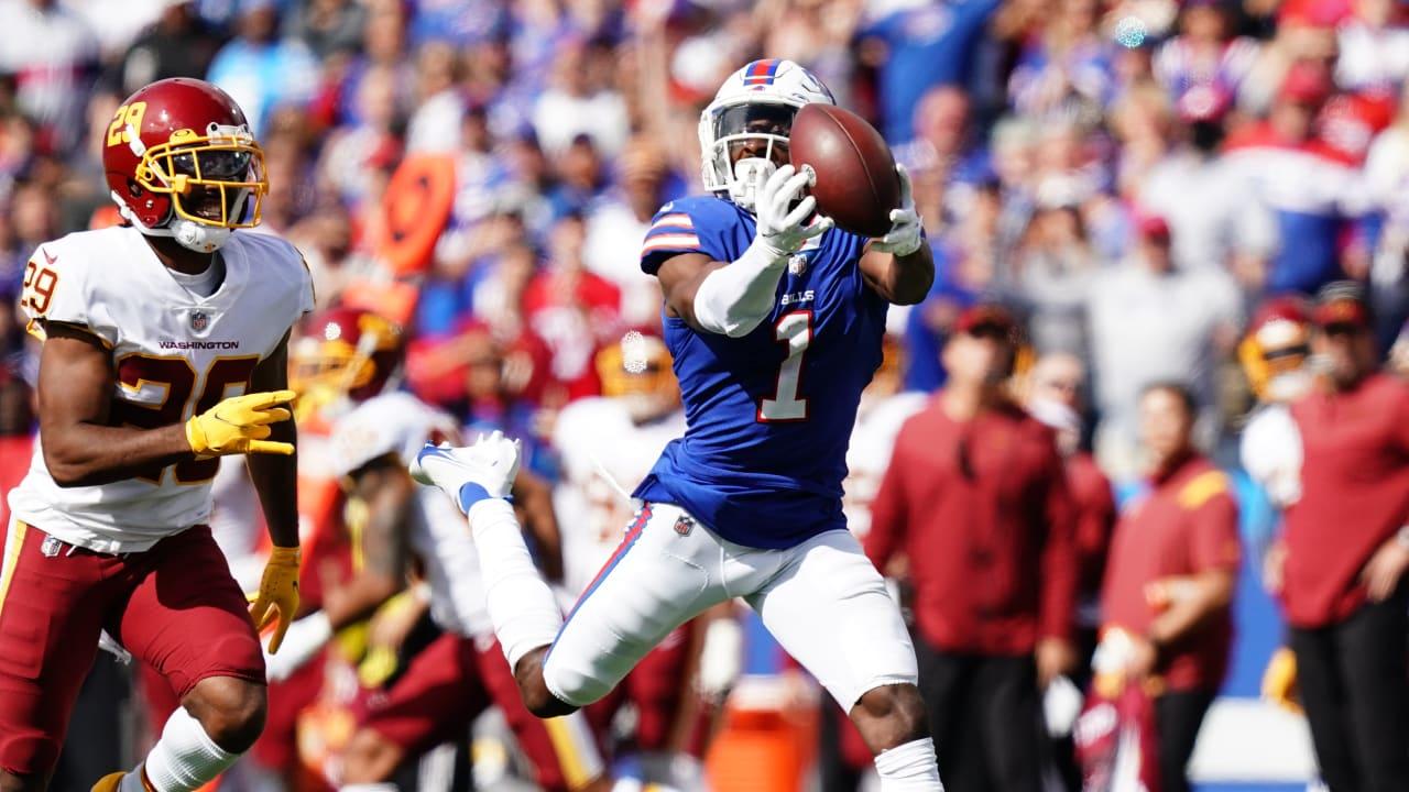 Bills 43, Washington 21 | Game recap, highlights & photosNewsBuffalo Bills